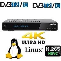 Mutant Hd51HEVC 265Ultra HD 4K 2160P Linux E22X DVB-C/T2Tuner prezzi su tvhomecinemaprezzi.eu