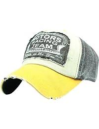 76f23ae3bc1 Amazon.co.uk  Yellow - Baseball Caps   Hats   Caps  Clothing