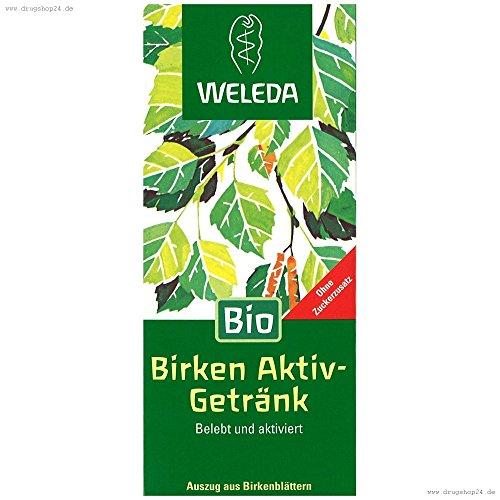 Weleda Birken-Aktiv-Kur 200ml (Flüssigkeitshaushalt Natürliche)