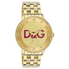 Idea Regalo - Dolce & Gabbana DW0377 - Orologio da polso da uomo