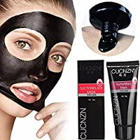 Máscarilla Facial Negra - MY LITTLE BEAUTY - Máscara para la Eliminació de Puntos Negros (50ml)