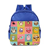 Best Skip Hop Items For Toddlers - SDCVERTY The Cartoon Owls School Bag Kids Backpack Review