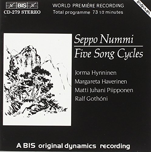 Nummi 5 Song Cycles