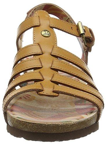 Panama Jack Duna, Salomés femme Marron - Braun (Camel)