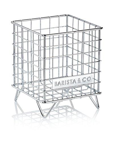 Barista & Co Pod Käfig Kaffee-Kapselhalter, elektrische copper-parent Electric Steel