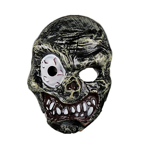 Weimay Halloween Ghost Festival Horror Grimasse Bloody Zombie Maske Spukhaus Party Lustig Verkleiden Requisiten