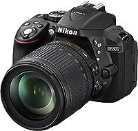 D5300 Kit black + AF-S DX18-105 VR