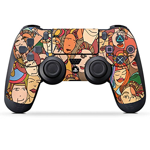 Sticker Bomb Expressive Skin Ps4 Pro Limited Edition Glossy Vinyl Decal Cover