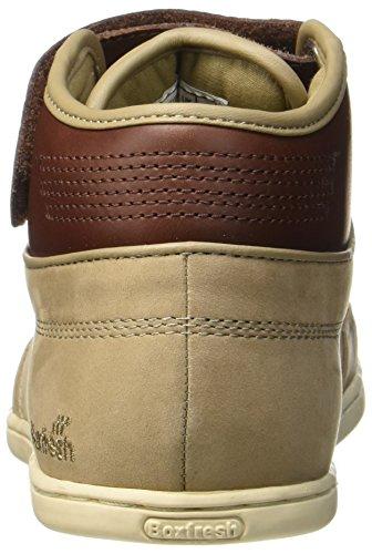Sneaker Alta Uomo Boxfresh Uomo Marrone (marrone)