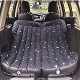 Jolly Cuscino Gonfiabile per l'aria Mobile Cuscino per Sedile Posteriore più Spesso per SUV, materassino per SUV Letto Portatile per Auto da Viaggio (Colore : A)