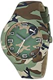 Puma Analog Camo Dial Men's Watch-PU1032...