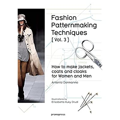 Fashion patternmaking techniques - tome 3 How to Make Jackets, Coats (03)
