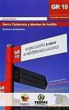 Gr 10. Sierra Calderona y Montes de Andilla