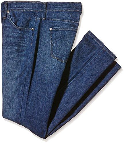 James Jeans Damen Boyfriend Jeans Gr. W31/L30, Blau - Blue (Heat Wave Clean) (Wave-pocket-jean)