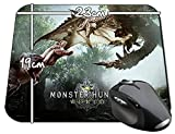 Monster Hunter World Alfombrilla Mousepad PC