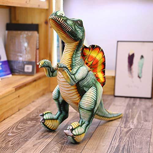KMNHFGDB Plüsch Spielzeug Dinosaurier Süße Cartoon Ratsche Puppe Kind Geburtstagsgeschenk 80Cm Pro