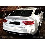 Audi A5 Sportback Alerón Trasero Tuning Look
