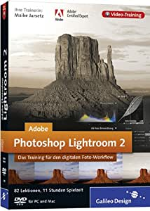 Adobe Photoshop Lightroom 2 - Training DVD [German / Deutsch]