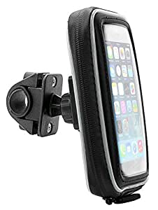 Arkon SMWPCS532 Bike/Car passives Holder Black Holder – Holders (Mobile Phone/Smartphone, Bike/Car, passives Holder, Black, Clamp Mount, Apple iPhone 6S Plus, iPhone 6S, Samsung Galaxy S7)