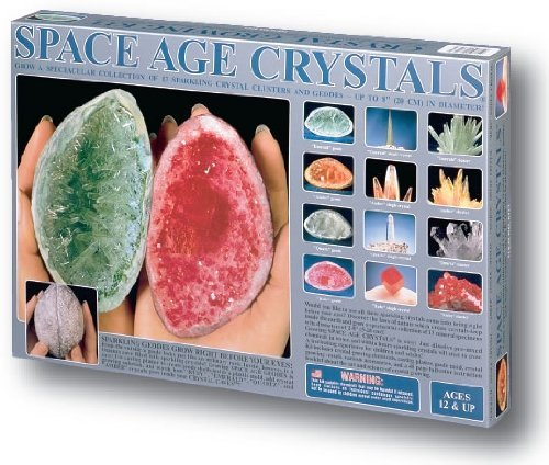 Space Age Crystal Kit: 13 Crystals by Kristal Educational