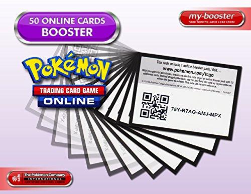 Preisvergleich Produktbild Booster mit 50 deutsche neuen Pokemon-Karten online