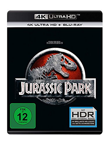 Jurassic Park (4K Ultra HD) (+ Blu-ray)