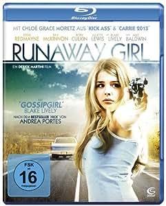 Runaway Girl ( Hick ) (Blu-Ray)