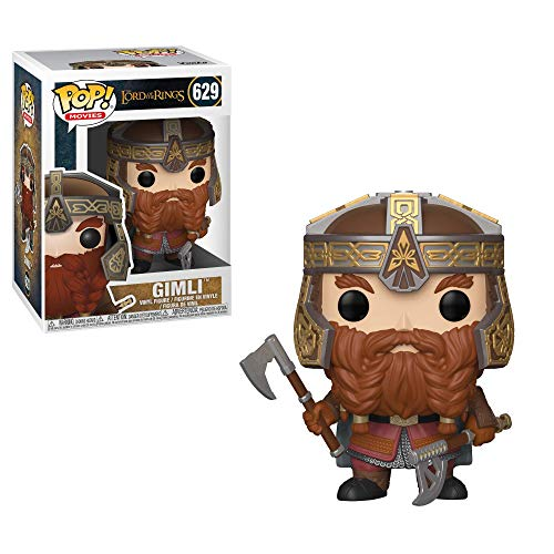 Pop! The Lord of The Rings -  Figura de Vinilo Gimli