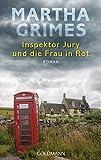 Buchinformationen und Rezensionen zu Inspektor Jury und die Frau in Rot: Ein Inspektor-Jury-Roman 23 (Die Inspektor-Jury-Romane, Band 23) von Martha Grimes