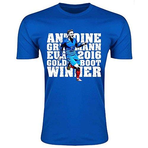 Antoine Griezmann Goldenboot France T-shirt (Blue) - Kids