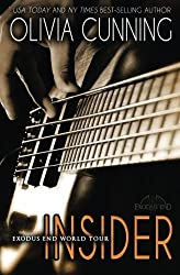 Insider (Exodus End World Tour) (Volume 1) by Olivia Cunning (2015-06-30)