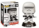 Star Wars Episode VII POP! Vinyl Bobble-Head First Order Flametrooper 10 cm