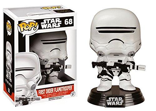 Funko Pop Flametrooper (Star Wars 68) Funko Pop Star Wars