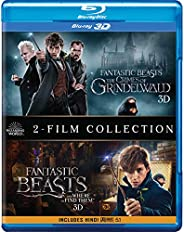 Fantastic Beasts 2 Movies Collection - Fantastic Beasts & Where to Find Them + Fantastic Beasts: The Crime