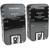 Yongnuo YN622N II 100m i-TTL Funk-Blitzauslöser für Nikon mit SCS, HSS und Gruppensteuerung