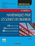 Mathématiques pour les sciences de l'ingénieur - 2e éd. - Licence/Prépas/IUT