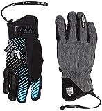 Level Erwachsene Handschuhe Suburban, Dark, 9, 2339UG
