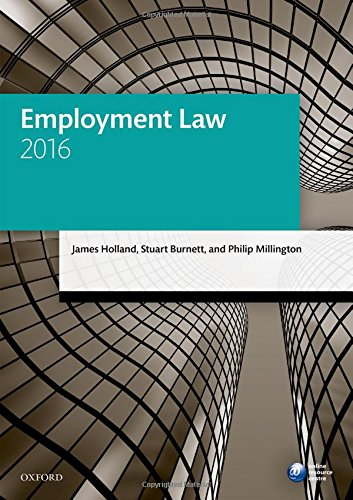 51yAa44eCkL - BEST BUY #1 Employment Law 2016 23/e (Legal Practice Course Guide) Reviews and price compare uk