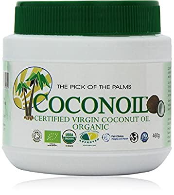 Coconoil Organic Virgin Coconut Oil - Read Reviews