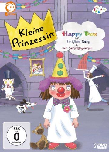 Happy Box (inkl. 'Königlicher Unfug' & 'Der Geburtstagskuchen') (2 DVDs)