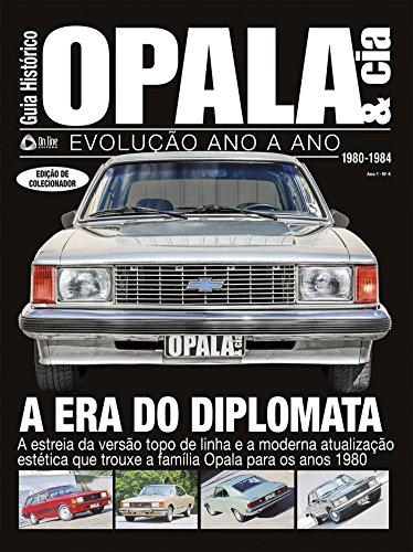 Guia Histórico - Opala & Cia Ed.04 (Portuguese Edition) por On Line Editora