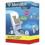 Menalux 2043383 Sac pour Aspirateur Duraflow 1800 MP
