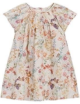 next Niñas Vestido Flores Frunces (3 Meses-6 Años) Estándar