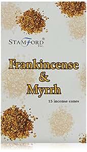 Stamford Cônes d'encens - Encens Myrrhe & 37166