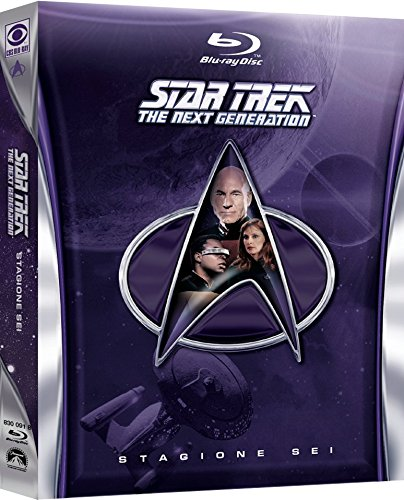 Star Trek: The Next Generation - Stagione 6 (6 Blu-Ray)