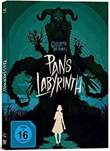 Pans Layrinth - Mediabook (3-Disc Limited Collector's Edition /+ Blu-ray + DVD + Bonus-Blu-ray)