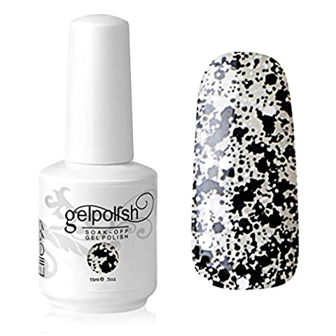 Elite99 Vernis A Ongle Gel Polish UV Nail Art Semi Permanent Manucure 15ml 1862