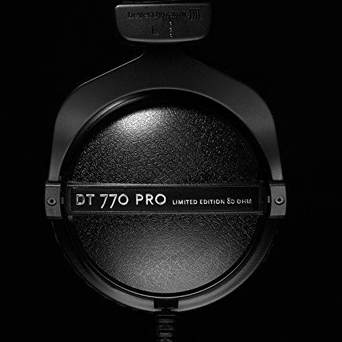 Beyerdynamic DT770Pro Kopfhörer schwarz Limited Edition - 3