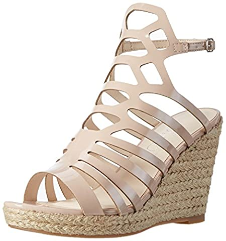 Another Pair of Shoes Wyatte1, Women's Wedge Heels Sandals, Beige (Nude98), 5 UK (38 EU)