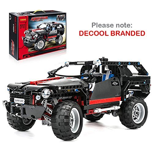 DECOOL-BRANDED-technic-off-roader-4×4-car-construction-set-589pcs-box-set-3341